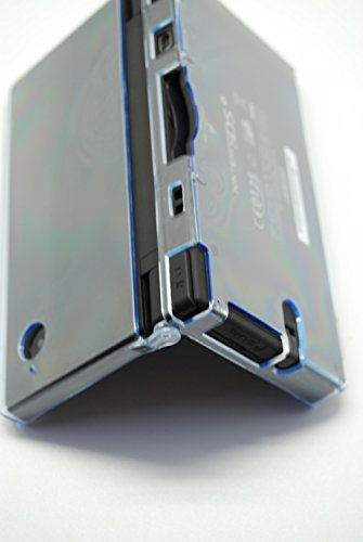 Carcasa protectora para Nintendo DSi (Transparente)