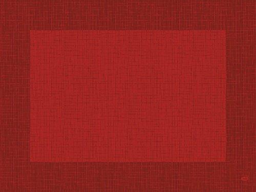 Duni Dunicel-Tischsets Linnea rot 30x40cm 100 St.