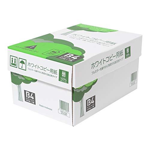 スマートマットライト APP 高白色 ホワイトコピー用紙 B4 白色度93% 紙厚0.09mm 2500枚(500枚×5冊)
