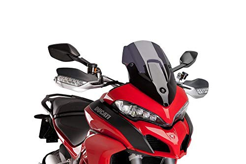 Puig 7622F Racing Bildschirm für Ducati Multistrada 1200/S 15