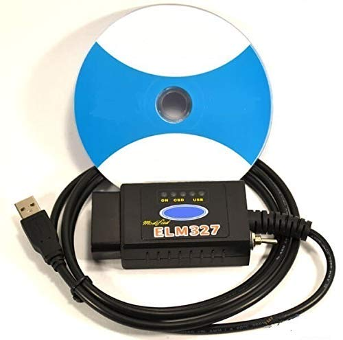 NiceCheck Forscan ELM327/OBD2/HS ms Android USB pu/ò OBD Elmconfig con FTDI Chip HS-Can//ms-Can OBD2