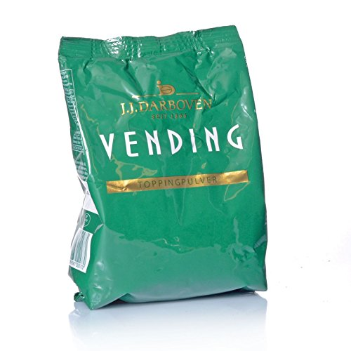 J.J.Darboven Vending Topping Milchpulver 20 x 500g