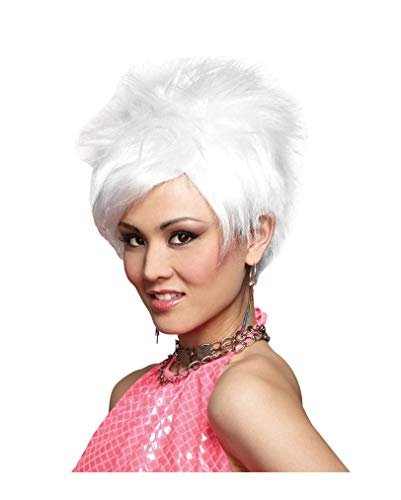 Horror-Shop White Hot Vivid cosplay perruque