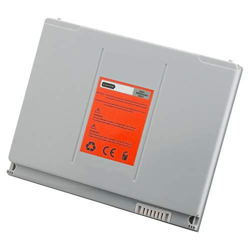 Ersatz Akku kompatibel für Apple A1175 MacBook Pro 15 A1150 MA463 A1211 A1226 A1260 Laptop 10,8 V 5600 mAh Li Ion 1175 1078 1405 E68043 M9325
