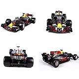 AMITD 1:18 Modèle De Course en Alliage De Course Red Bull F1 Formule F1 Voiture De Jouet pour Enfants Et Voiture De Course, Décoration De Voiture, Collection, Cadeau