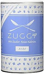 ZUGGup Zero - Wie Zucker Erythrit. Keine Kalorien Xylit Alternative (Erythrit - Sucralose Kombination) jetzt zum AKTIONSPREIS!