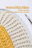 Borders and Edging Patterns: Simple and Detail Borders and Edging Crochet Tutorials: Borders and Edging Patterns (English Edition)