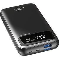 Tozo PB2 20000mAh PD+QC 3.0 Fast Charging Portable Power Bank with 2 USB Charging Ports