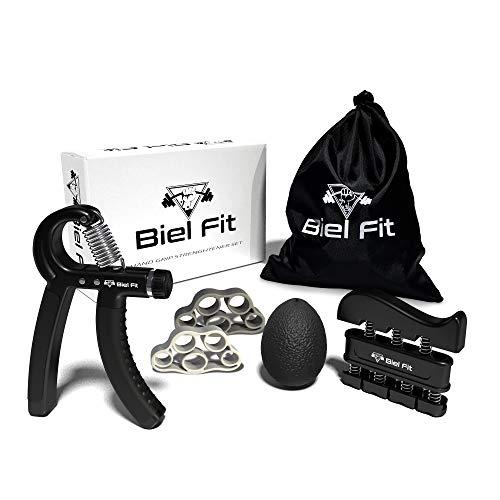 Hand Grip Strengthener Workout Trainer Kit