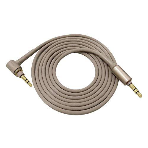 Jerilla Ersatz Kopfhörer Kabel für Sony MDR-100ABN/1000X/100AAP/XB950N1/1A/1ABT/XB950BT/100AAP/Z1000/10RC/1ADAC/ZX770BN WH-1000XM2/1000XM3/1000XM4/H900N/H800 NC200D AUX Kordel