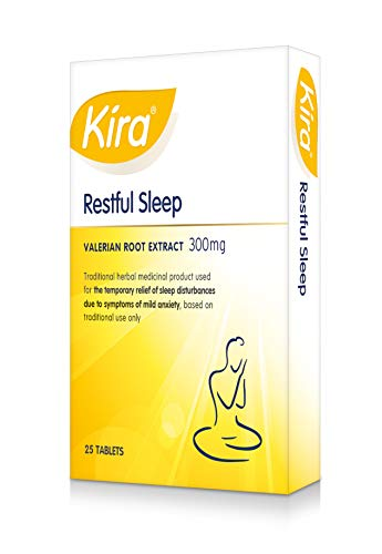 Kira Restful Sleep Tablets Pack of 25