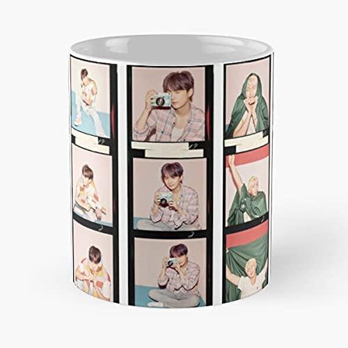 BTS Map of The Soul: Persona Film Strip Pack – Stampa un poster tipografico moderno per ragazza, cartamodello per ufficio e decorazione della casa