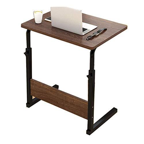 JD Bug Standing lifting Mobiele laptop tafel In hoogte verstelbare salontafel, Laptop tafel Auto bureau Mobile Station Sofa nachtkastje Studio tafel Eenvoudig te monteren-C