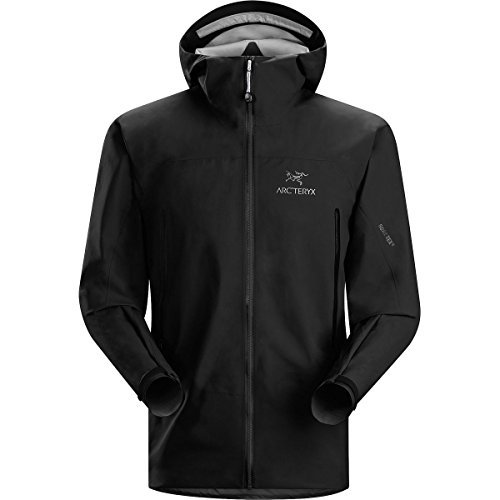 Arcteryx Zeta AR Jacket - Men's Black Small by Arc'teryx