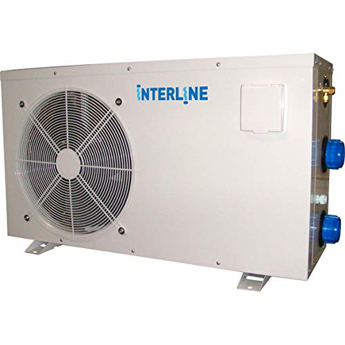 Interline 59691990 Wärmepumpe 3,6kW für 20m³ Pools