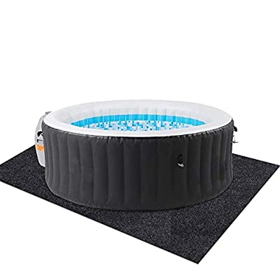 Xtingmeme Indoor Spa Inflatable Hot Tub