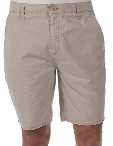 Bench Herren Sport Shorts Chinoshorts Gearsub beige (Simply Taupe) 34