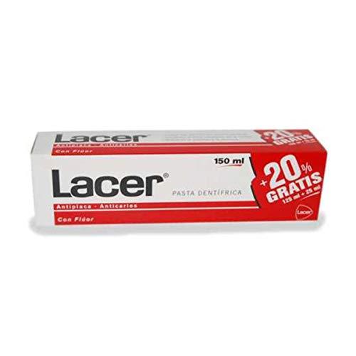 Lacer pasta dental anticaries 125ml