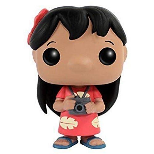 Funko- Pop Vinile Disney Lilo, 4672