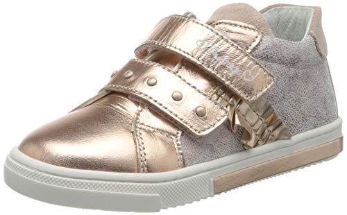 PRIMIGI Mädchen Scarpa PRIMI PASSI Bambina Sneaker, Gold (Baby Mult/Rame 5406733), 25 EU