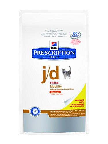 Hill' S Prescription Diet Feline J/d Salud articulaire Comida para Gatos Comida 5kg Pollo