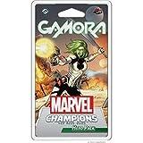 Fantasy Flight Games FFGMC18 Marvel Champions: Gamora Hero Pack, Varios, 2