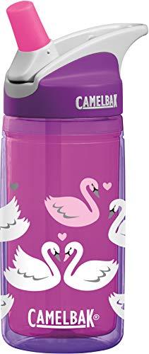 Camelbak Unisex Jugend Iso Kinderflasche Eddy, Violett, 400 ml