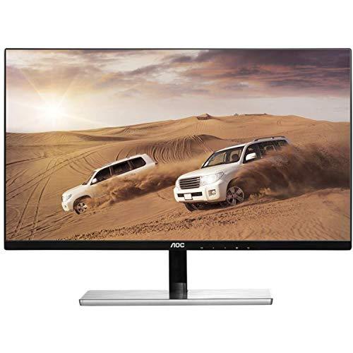 AOC I2279VWHE 21.5 inches FHD 1080p IPS LED Gaming Monitor - Black & Silver (Renewed)