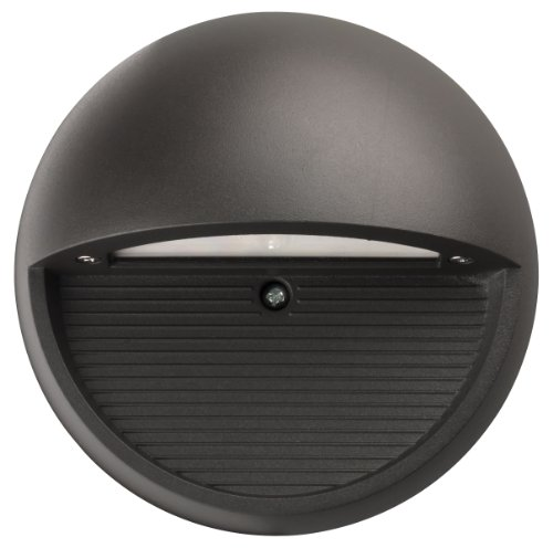 Lithonia OLSR DDB M6 Outdoor LED Step Light Round