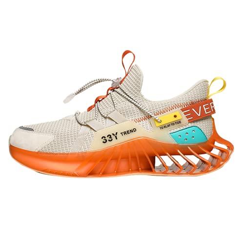 Zapatillas Casual Hombre Running Zapatos Moda Sneakers Deportivas Gimnasio
