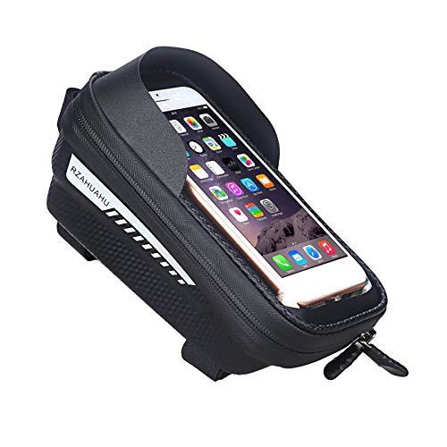 N/A/a Funda de teléfono para Bicicleta con Parasol Compatible con 11 XS MAX XR 8 Plus por Debajo de 6,5'
