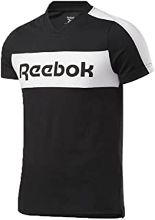 Reebok Men's Te Ll Ss Graphic Tee T-Shirt