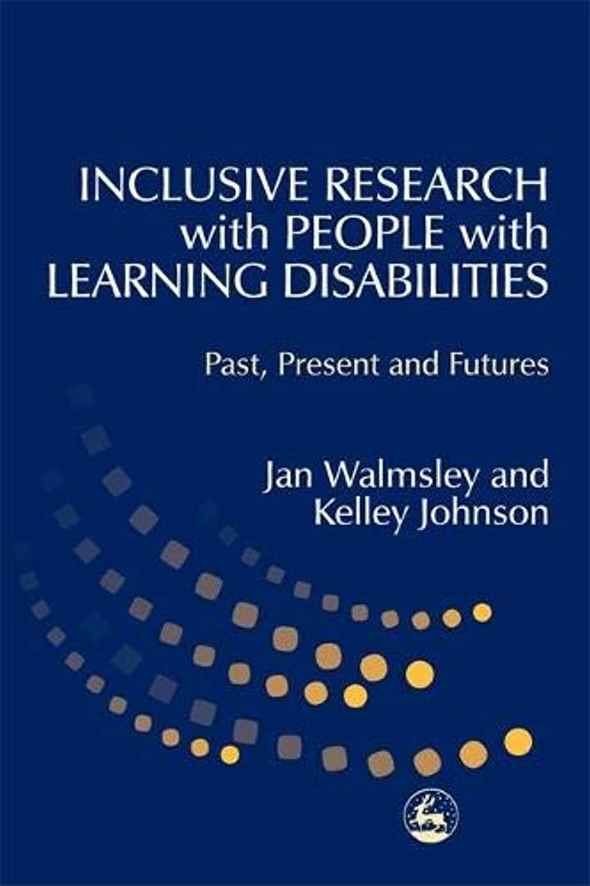 特性アルバニーストラトフォードオンエイボンInclusive Research With People With Learning Disabilities: Past, Present, and Futures