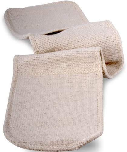 Abbey Professional Double-Sided Heat Resistant Heavy-Duty Cotton Oven Glove