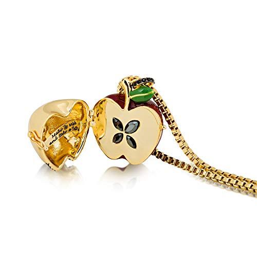 Goebel Mädchen Disney Anhänger, Gold, 2.5x2.5