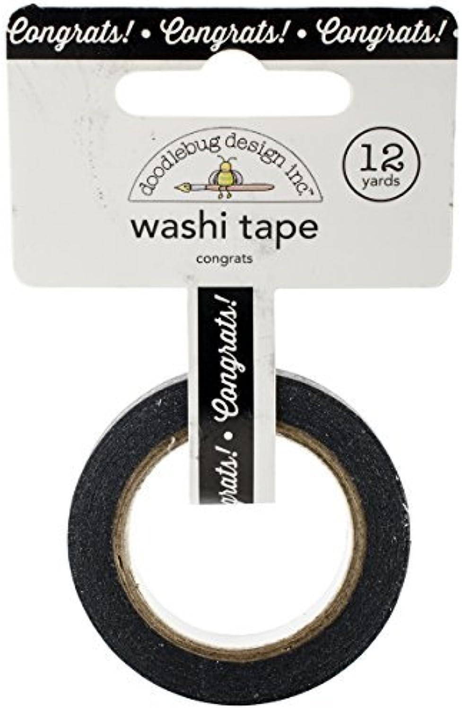 Doodlebug Washi Tape, 8mm 8mm 8mm by 12-Yard, Congrats by DOODLEBUG B01IE8EL36   Verrückter Preis, Birmingham  62878a