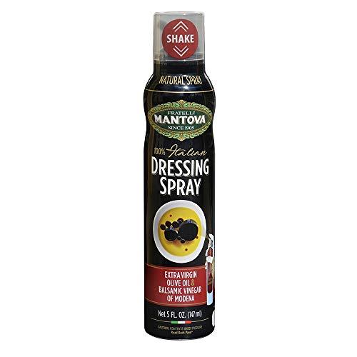 Spray Salad Dressing Extra Virgin Olive Oil and Balsamic Vinegar of Modena