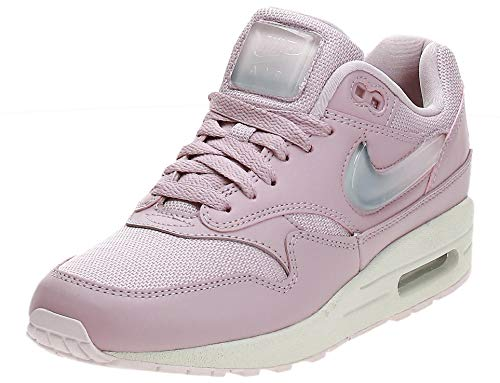 Nike WMNS Air Max 1 JP [AT5248-500] Women Casual Shoes Jelly Puff Plum Chalk/US 7.5