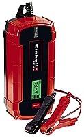 Le chargeur de batterie Einhell CE-BC10M est un système intelligent adapté à la charge des batteries à la pointe de la technologie utilisées pour les véhicules automobiles modernes Ce chargeur universel convient aux batteries gel batteries AGM et b...
