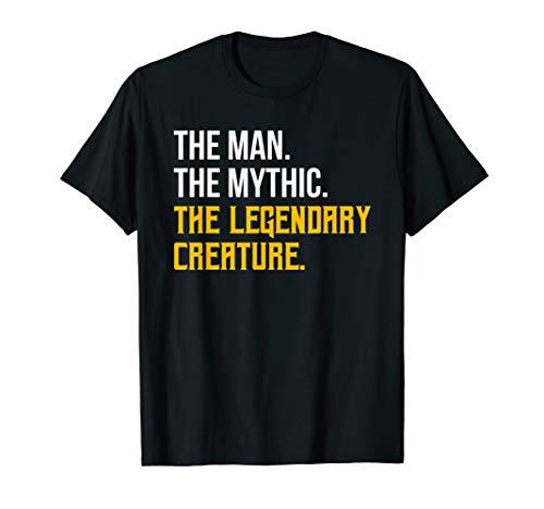 Mens Magic Man Mythic Legendary Creature - TCG Trading Card Gift T-Shirt