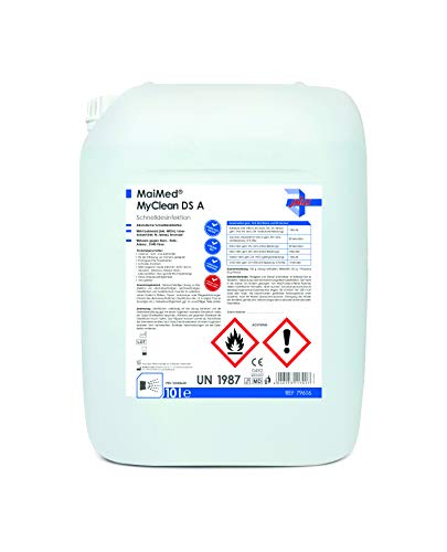 MaiMed MyClean DS Schnelldesinfektion (10 Liter)