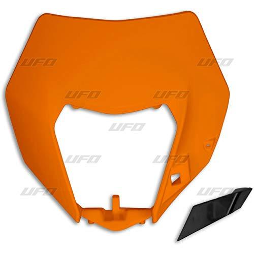 UFO Kompatibel mit KTM Lampenmaske OEM EXC EXC-F 2014-2016 Orange