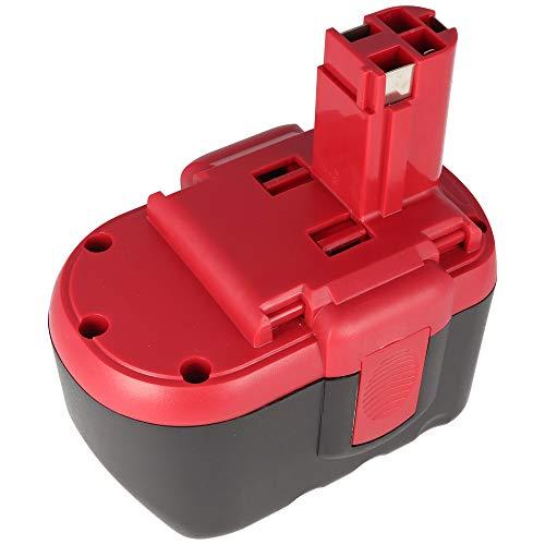 Batería para Bosch GSR 24VE-2, GBH 24V, 2607335448, 3,0 Ah