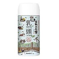 日本の名湯 乳頭 450g にごりタイプ 入浴剤 (医薬部外品) × 5個セット