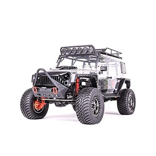Deluxe Edition High Simulation RC Car 1:8 Escala Modelo de camión de...