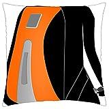Fundas de almohada, mochila equipaje, mochila escolar, fundas de almohada personalizadas para comodidad y comodidad en...