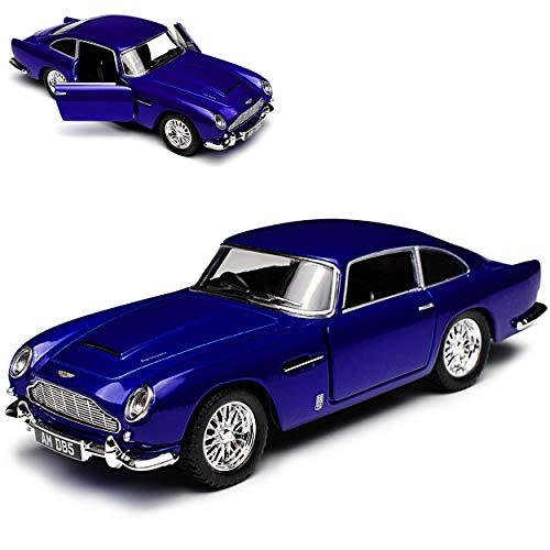 Kinsmart, Aston Martin DB5 Coupé, James Bond 007 Goldfinger 1963-1965 ca 1/43 1/38, modello auto