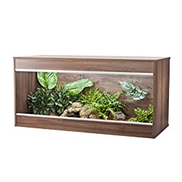 Vivexotic Repti-Home Vivarium Maxi Large – Walnut