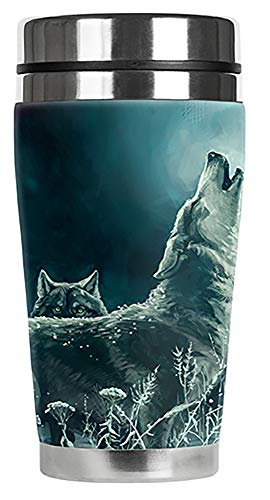 wolf cup - 4