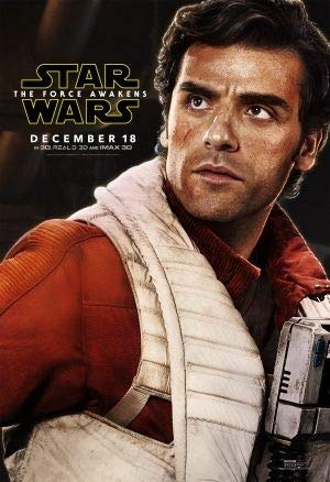 Star Wars Episode 7: The Force Awakens – Poe Dameron – US Imported Wall Movie Poster Print - 30CM X 43CM VII